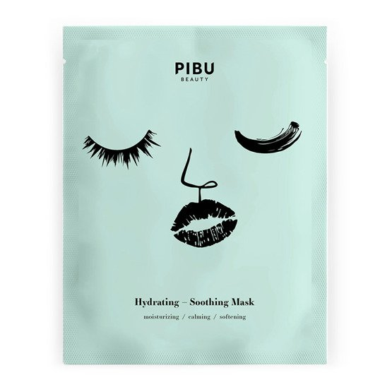 PIBU BEAUTY Hydrating-Soothing Mask