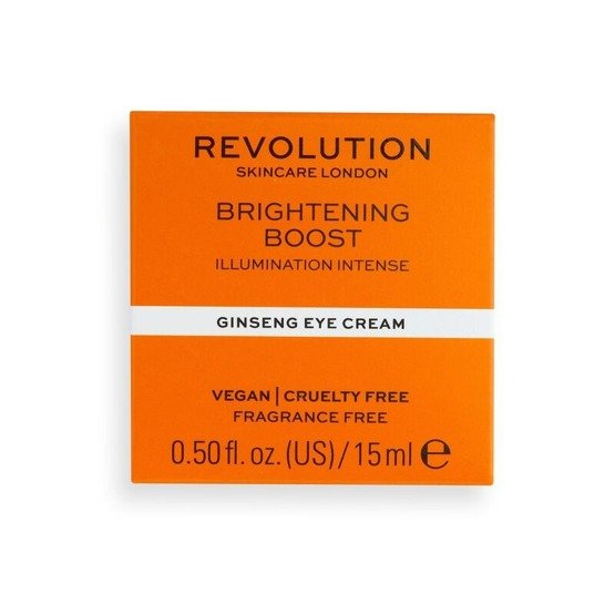 Revolution Skincare Brightening Ginseng Eye Cream Krem pod oczy żeń - szeń 15ml