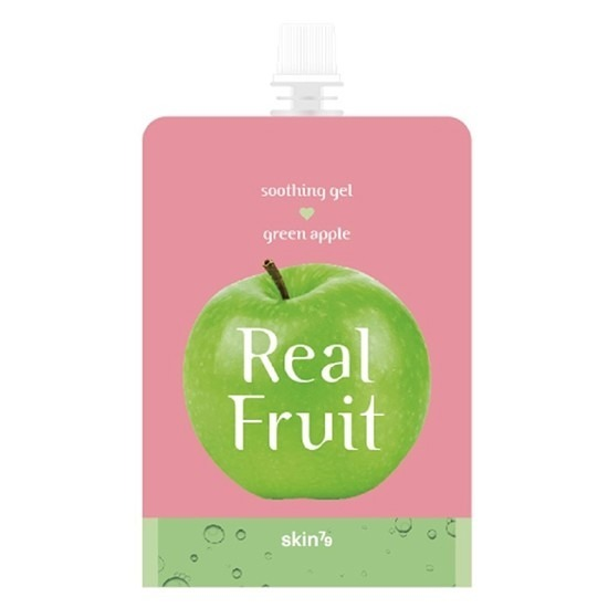 SKIN79 Real Fruit Soothing Gel Odżywczo-nawilżający żel Green Apple 300g
