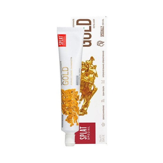 SPLAT Pasta do zębów GOLD 75ml