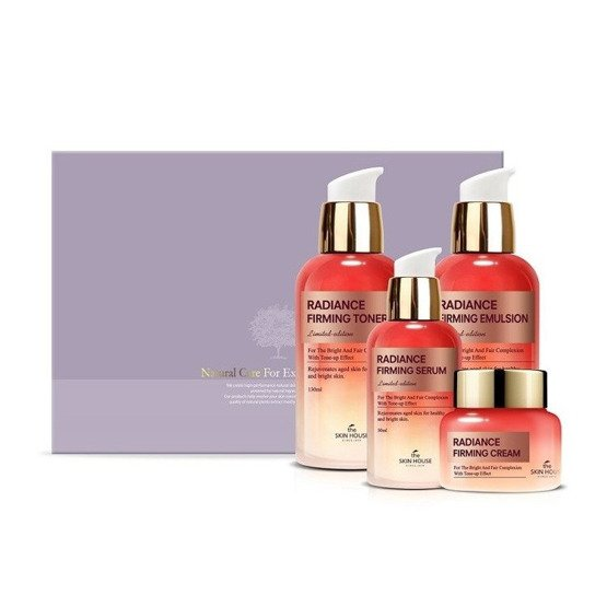 The Skin House Radiance Firming SET