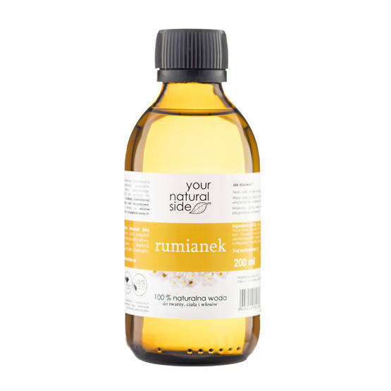 Your Natural Side Woda kwiatowa RUMIANKOWA 200 ml