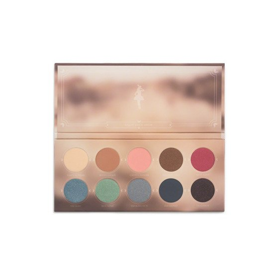 ZOEVA Rodeo Belle Palette Paleta 10 cieni do oczu