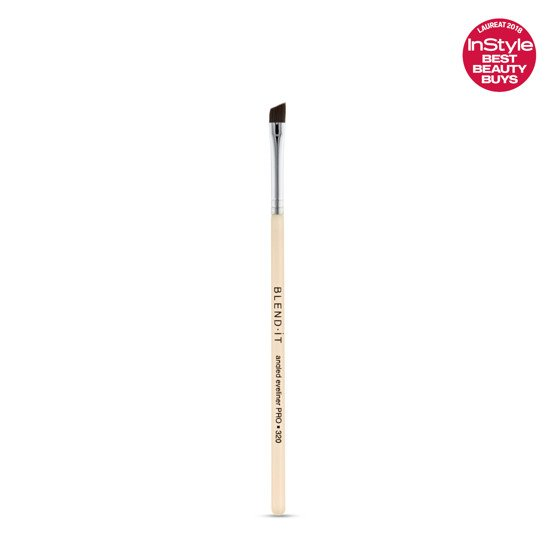 BLEND IT Angled Eyeliner pędzel do eyelinera PRO 320
