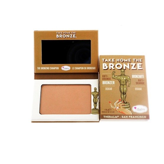 theBalm Take Home The Bronze Bronzer do twarzy OLIVER